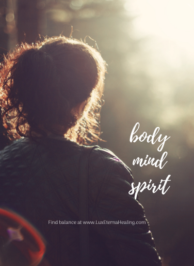 Copy of body mind spirit