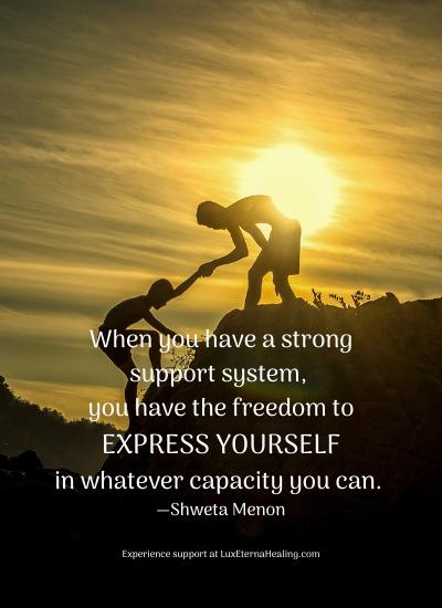 Support System Blog