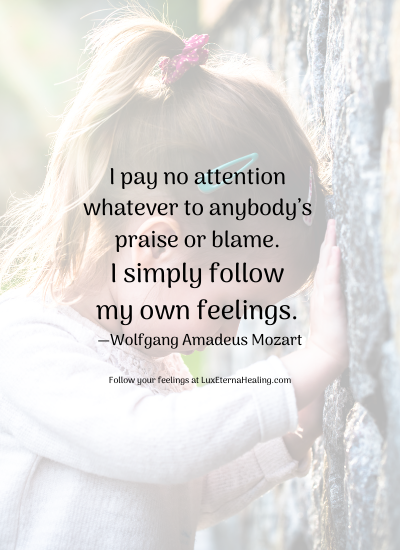 Criticism of Emotions Blog